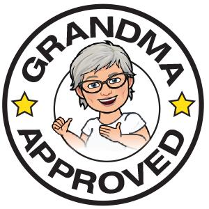 SlideAway is Grandma Approved